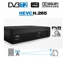 CRYPTO DVB-T2 RECEIVER [ReDi 270P] HEVC H.265 HD with Dolby, ,