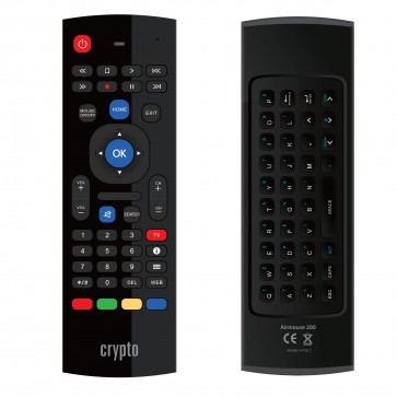 CRYPTO WIRELESS REMOTE CONTROL [AIRMOUSE 200], W007044, by CRYPTO
