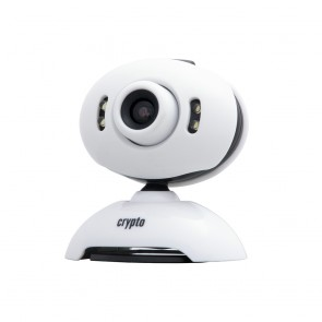 CRYPTO WEB CAMERA [BRIGHT, WHITE], W003676,